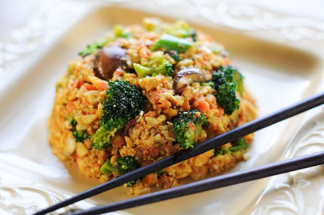 "Raw Food Recipes: Spicy ""Stir Fry"""