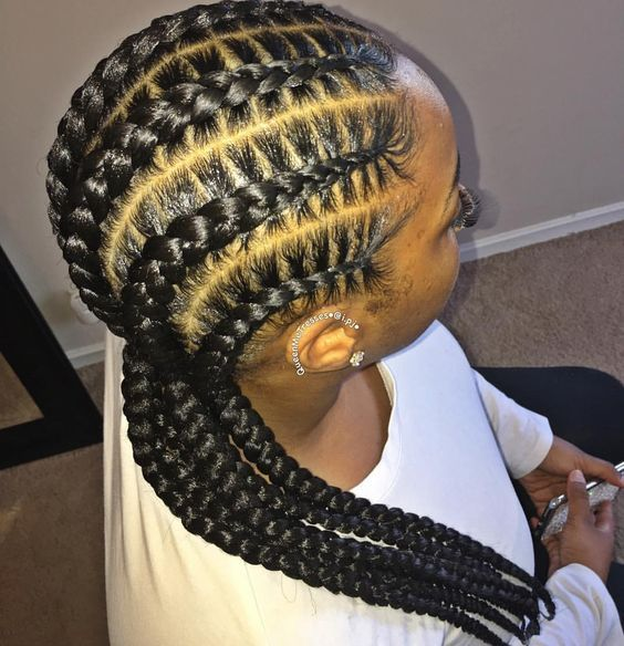 There are lovely creative braided hairstyle for black women that really make sense and There are many interesting braiding techniques to make every head unique. these depend on natural or curly texture, clips, patterns, shapes of the your head. Braids are easy and stylish to keep hair look great for months and give your hair some rest and protect it from harsh environmental factors. below are some cute and awesome hairstyles that will surely attract attention. great Braided Hairstyles For…