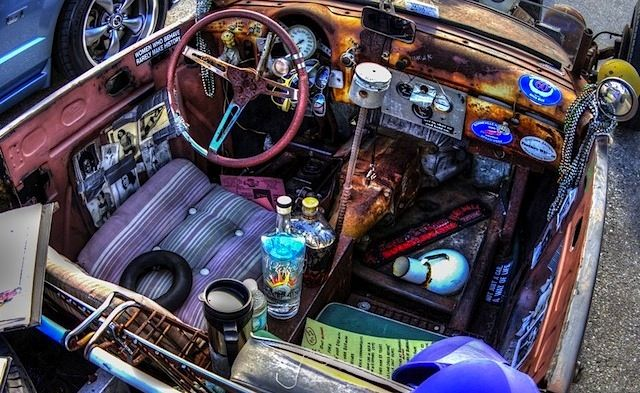 auto upholstery the hog ring rat rod interior whip misc interior retro pinterest. Black Bedroom Furniture Sets. Home Design Ideas