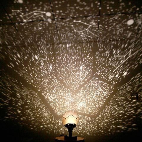Magellan Night Sky Projector Constellation Lamp Star Projector Night Light Projector