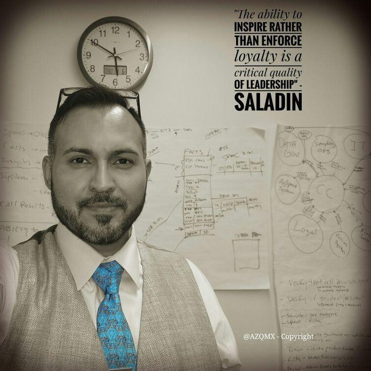 """...The ability  to inspire rather than enforce  loyalty is a critical  quality  of leadership..."" - Saladin - #Never #Stopping #Always #Achieving - #Digital #montblanc #Project #Manager - #malemodel #iran #ftm #handsome #mtf #dandy #igerstamaulipas #mtf #turkey #guyslikeus #turk #india #uae #jewish #Desi #ts #arab #technology #bollywood #saudiarabia #morroco تصبحون على خير اصدقائي"