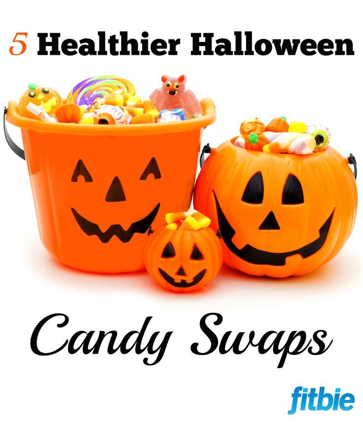 halloween candy nutrition labels