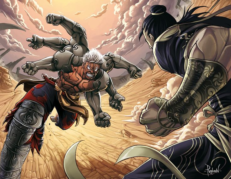 Asura's Wrath Fanart by RaphooN.deviantart.com on @deviantART