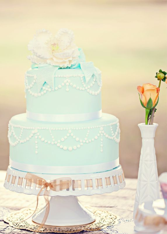 wedding cakes blue 1000 ideas about baby blue weddings on baby 23908