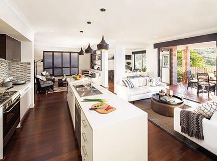 Sheridan 34 || Clarendon Homes Kitchens