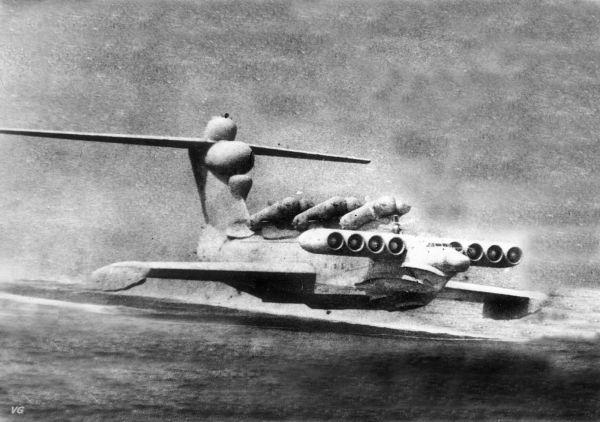 Lun Class Ekranoplan