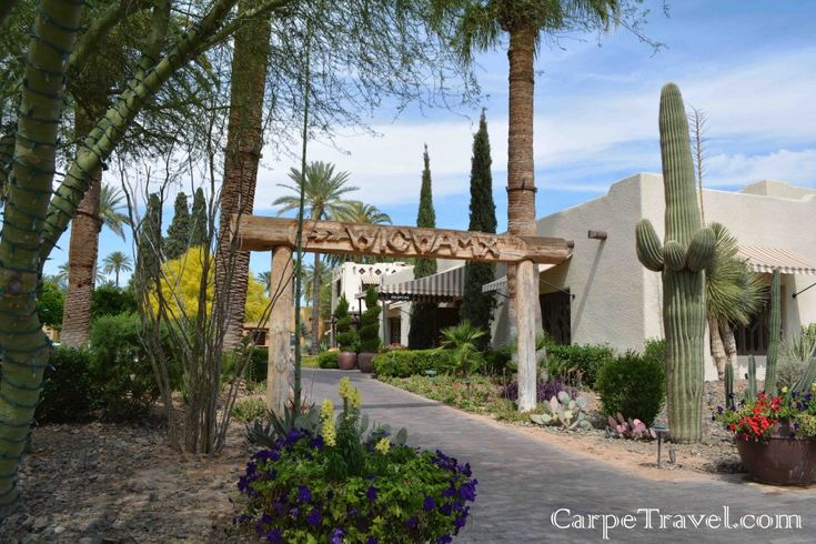 The Wigwam Resort in Phoenix AZ - Click through for the full review.
