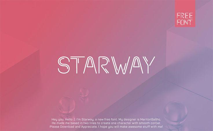 starway-free-font