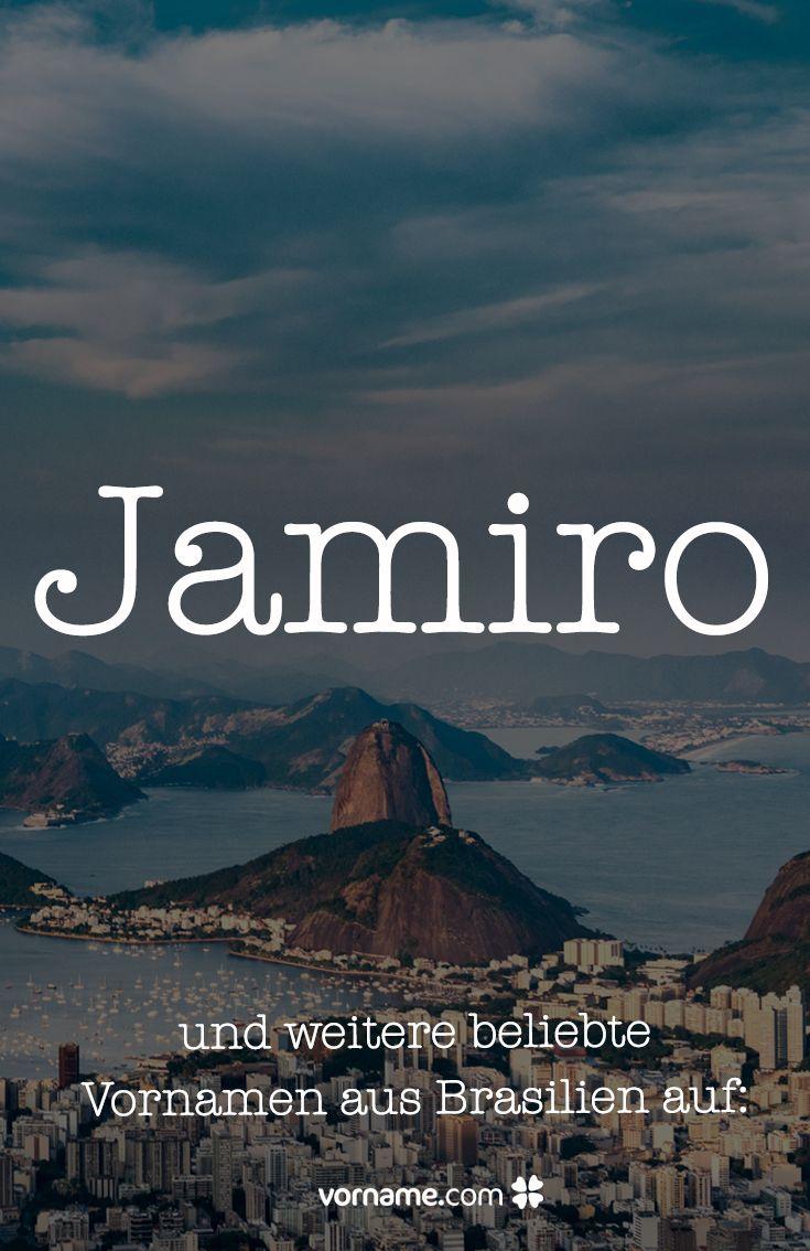 Brasilianische Namen