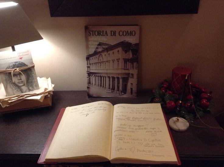 Guest book :)