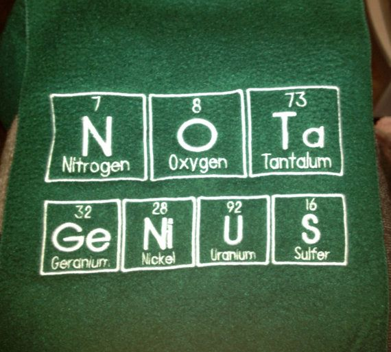 15 best periodic table science geek images on pinterest mad sale not a genius chemistry scarf in periodic by julssewcrazy 1000 urtaz Images