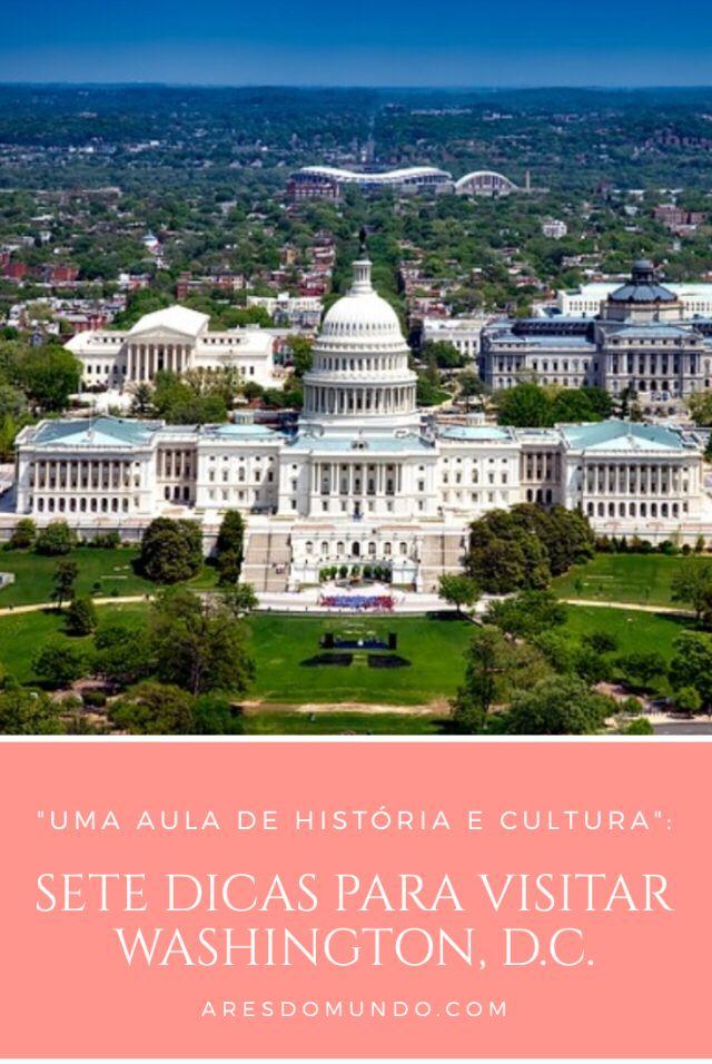 Washington D C 7 Lugares Que Nao Podem Faltar Com Imagens