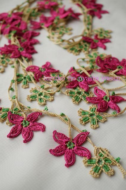 . oya - Turkish neddle lace aa