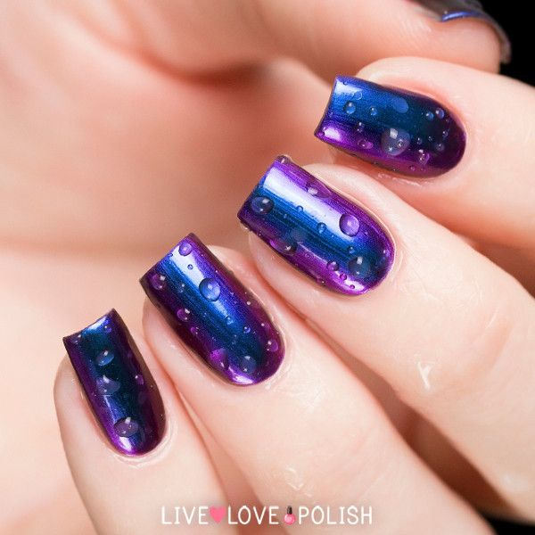 96 best Metallic Nails images on Pinterest | Chrome nails, Perfect ...