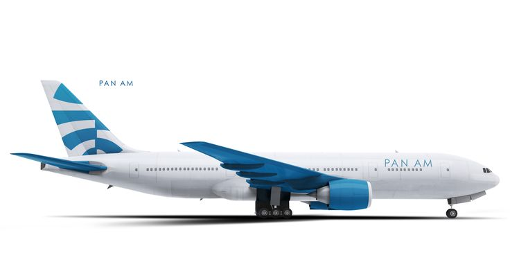 "Consulta este proyecto @Behance: ""Pan Am - Reinventing a Classic"" https://www.behance.net/gallery/41365901/Pan-Am-Reinventing-a-Classic"