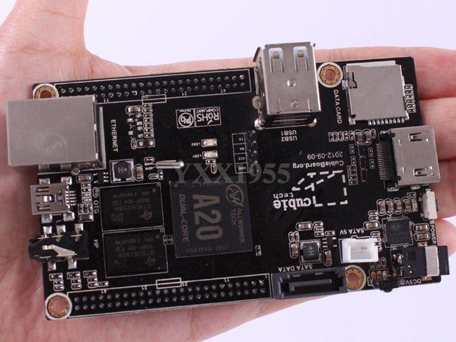 A20 ARM Cortex A7 Dual Core Development Board