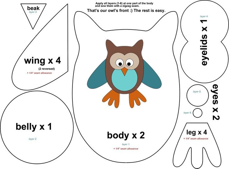 Cute Owl Pattern :)
