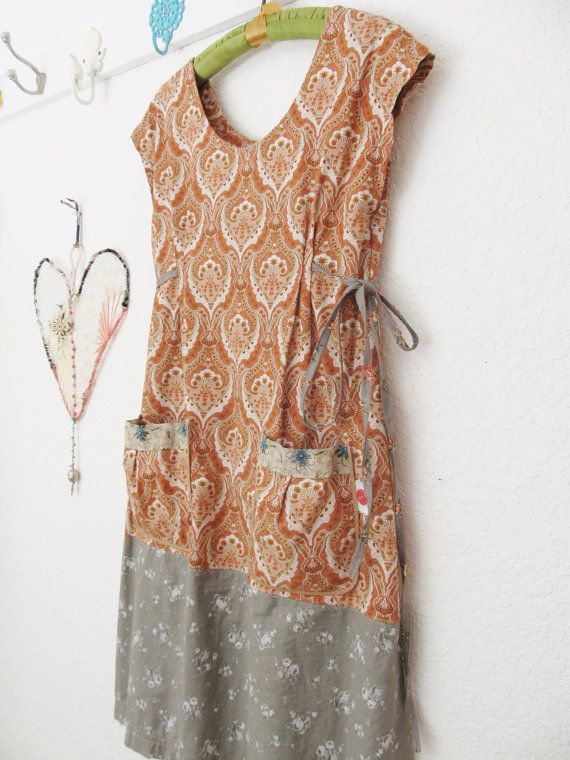 a dottie angel original frock ... perfectly paisley pairing