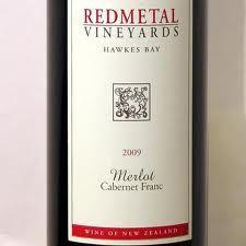 Redmetal Merlot Cabernet Franc  2009 Hawke's Bay wines - Google Search