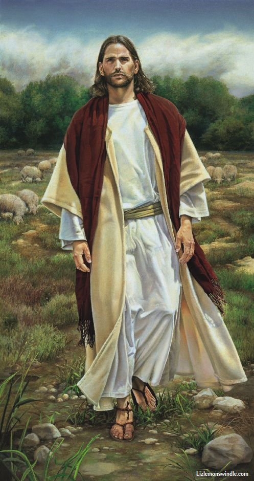 """Seeking The One By Liz Lemon Swindle I remembered His words, """"What man of you, having an hundred sheep, if he lose one of them, doth not leave the ninety and nine, and go after that which is lost?"""" – Luke 15:4. We are each lost in our own way and the Good Shepherd never stops seeking after us until He has found us and carried us home. Follow my blog www.lizlemonswind..."""