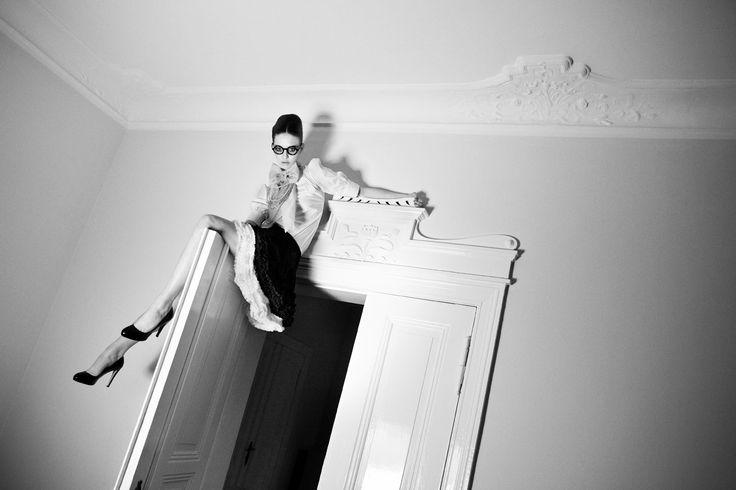 Szymon Brodziak - Bizuu Spring/Summer Collection 2011 - Photography: Szymon Brodziak