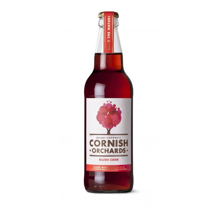 A gently sparkling cider with the fruity aroma of fresh raspberries and a crisp dessert-apple finish. This fruity, well balanced medium-sweet cider is delicious with desserts, over ice as a summer sundowner, or served as a celebration tipple in your best champagne flutes. Cornish Orchards has gained extensive recognition for its products over the years, winning a number of Taste of the West Awards, highly commended in the Waitrose Small Producer Awards 2004 and a bronze medal in the Great…
