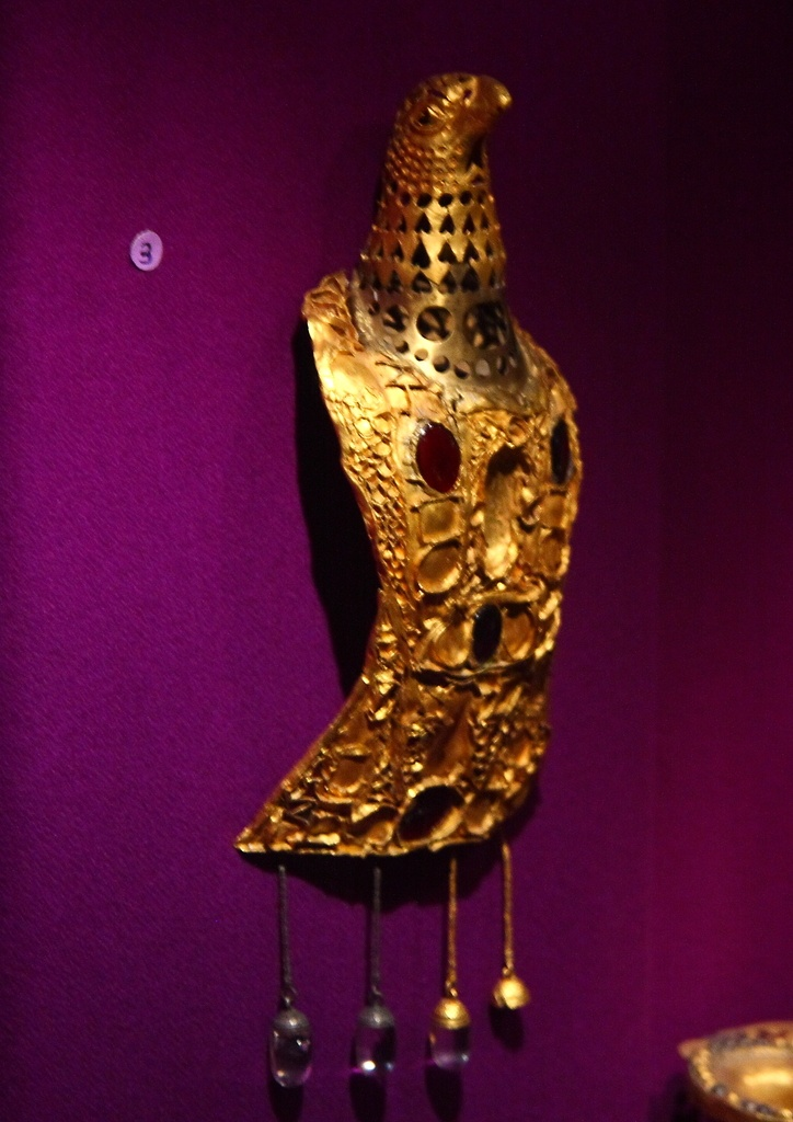 Pietroasele Treasure, Romania Dacian culture