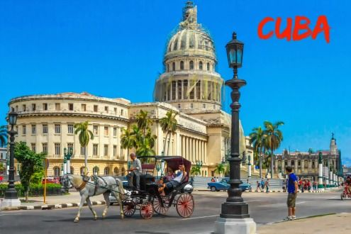 Take a Ferry from South Florida to Cuba - Latest Cuba news says it may not be long before more Americans are seeing the sights in Havana.