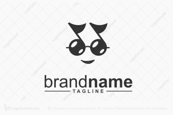 Logo for sale: Audio Geek Logo