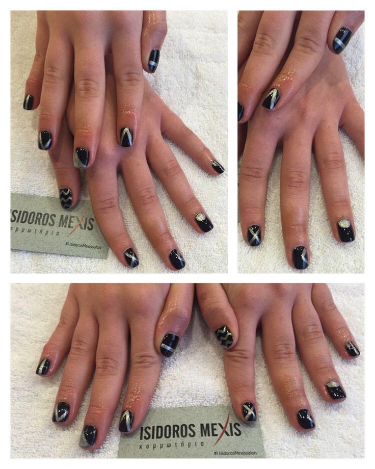 Nails  Nail  Νύχια IsidorosMexisSalon