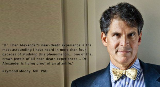 HEAVEN IS REAL': NEUROSURGEON WHO ONCE DOUBTED OUT-OF-BODY EXPERIENCES DESCRIBES HIS OWN