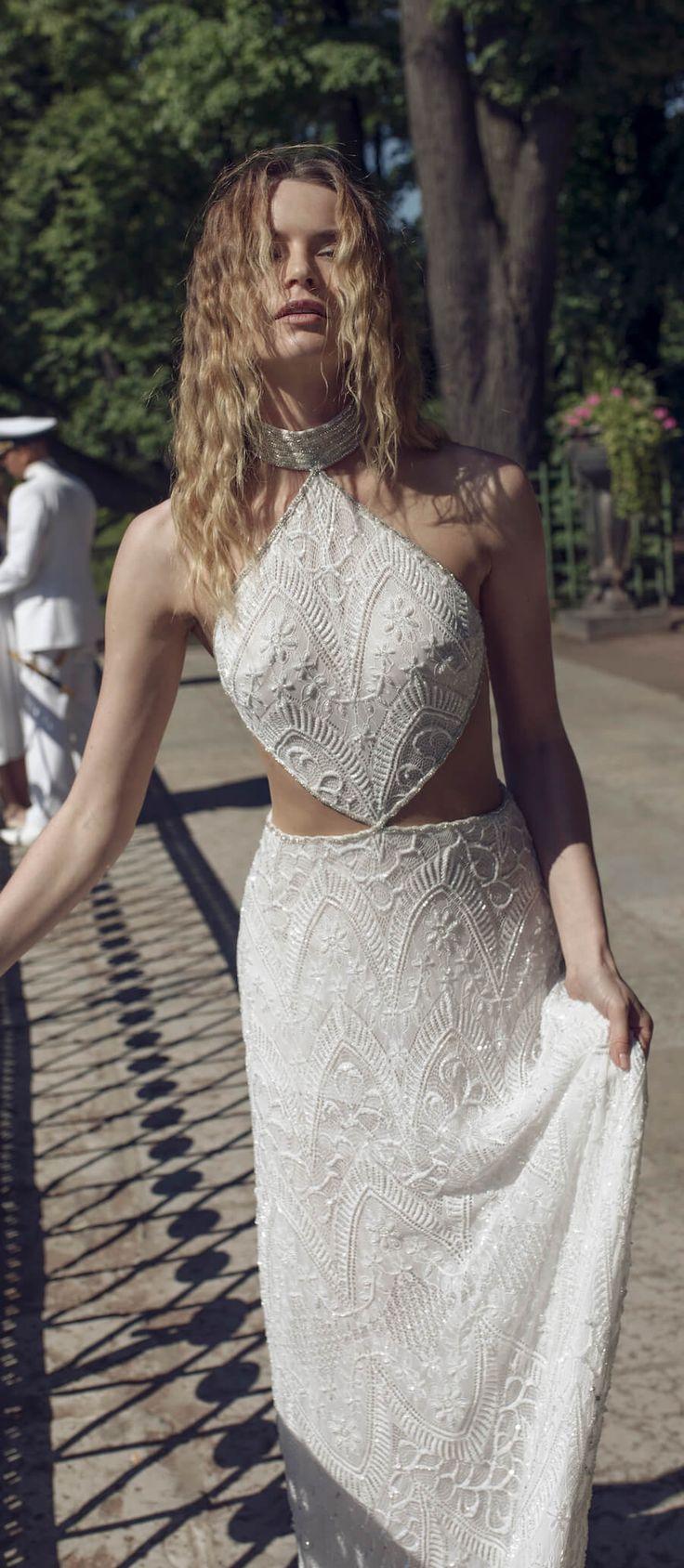 Lian Rokman Wedding Dress 2018 - Stardust Bridal Collection -Venus2