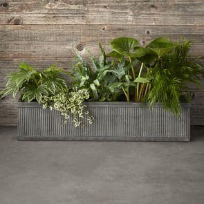 Tafel Wand Pflanzer