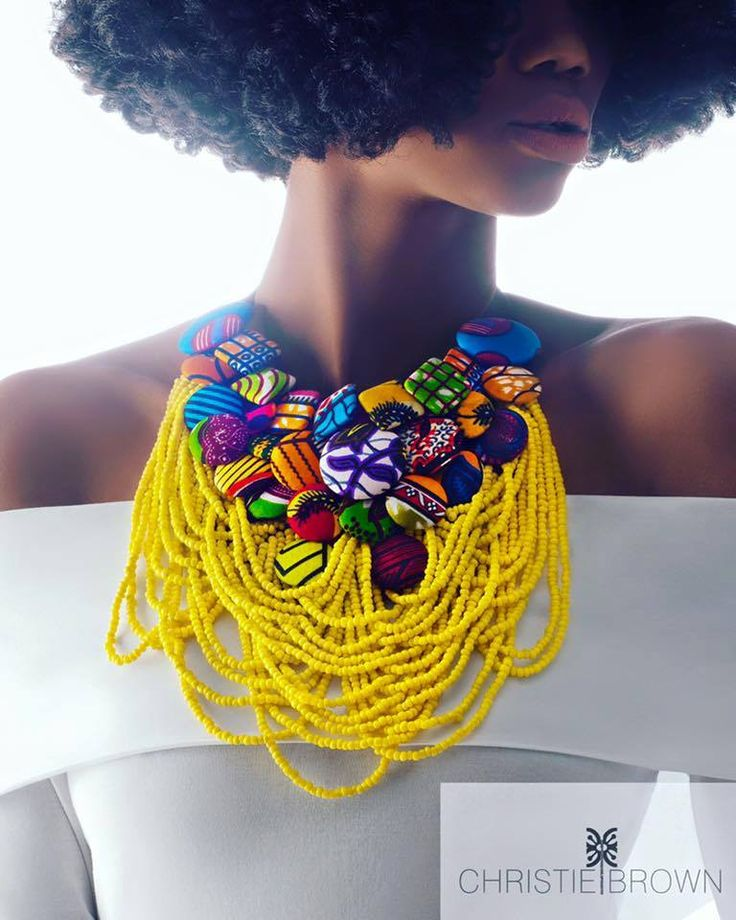 Fashion Ghana Magazine | Christie Brown Jewelry Collection | Bijoux | Pinterest | Ghana, Jewelry collection and Magazines