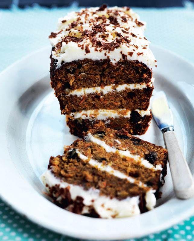 Lækker Gulerodslagkage Med Mascarpone Boligliv Altdk Kager