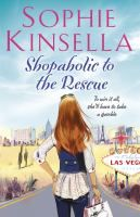 Love the shopaholic series by Sophie Kinsella! #chicklit try Shopaholic to the rescue