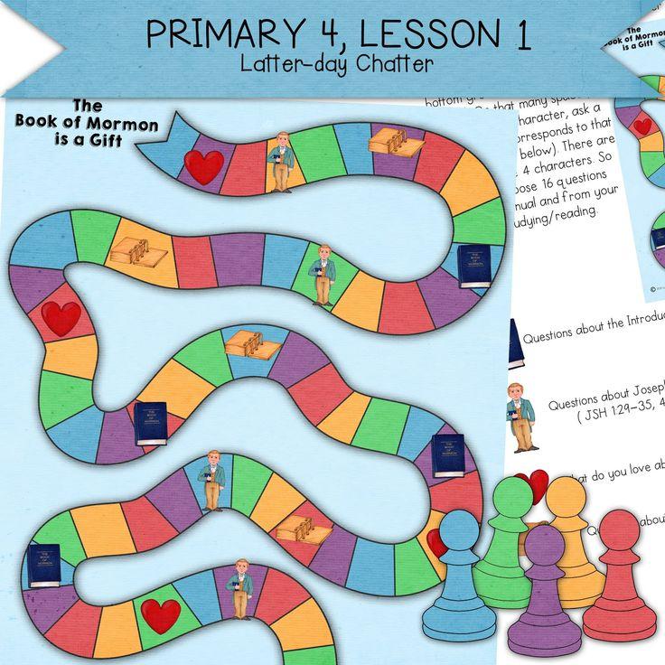 57 best LDS - Sunbeam Lessons images on Pinterest | Sunbeam lessons ...