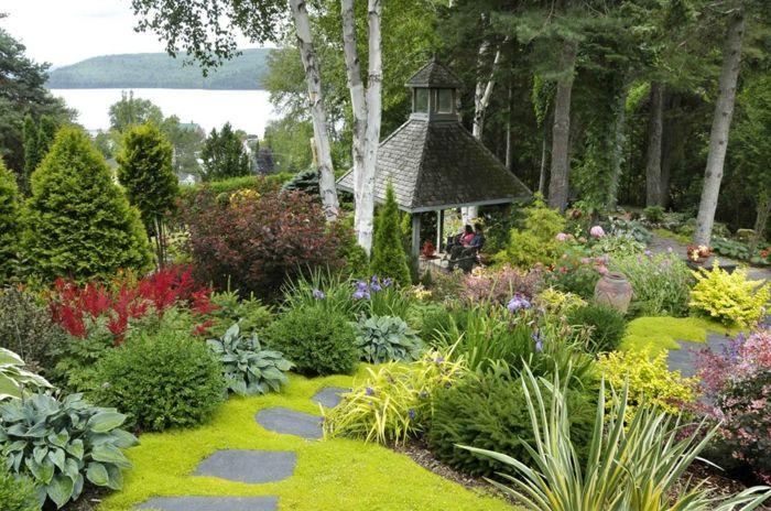 604 best gartengestaltung images on pinterest - Garten gunstig gestalten ...