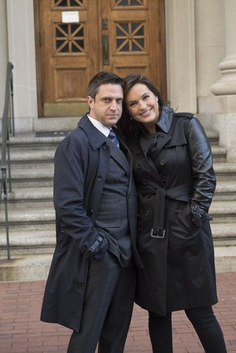 "Behind the Scenes of ""Spousal Privilege"" Photos from Law & Order: Special Victims Unit on NBC.com.1608."