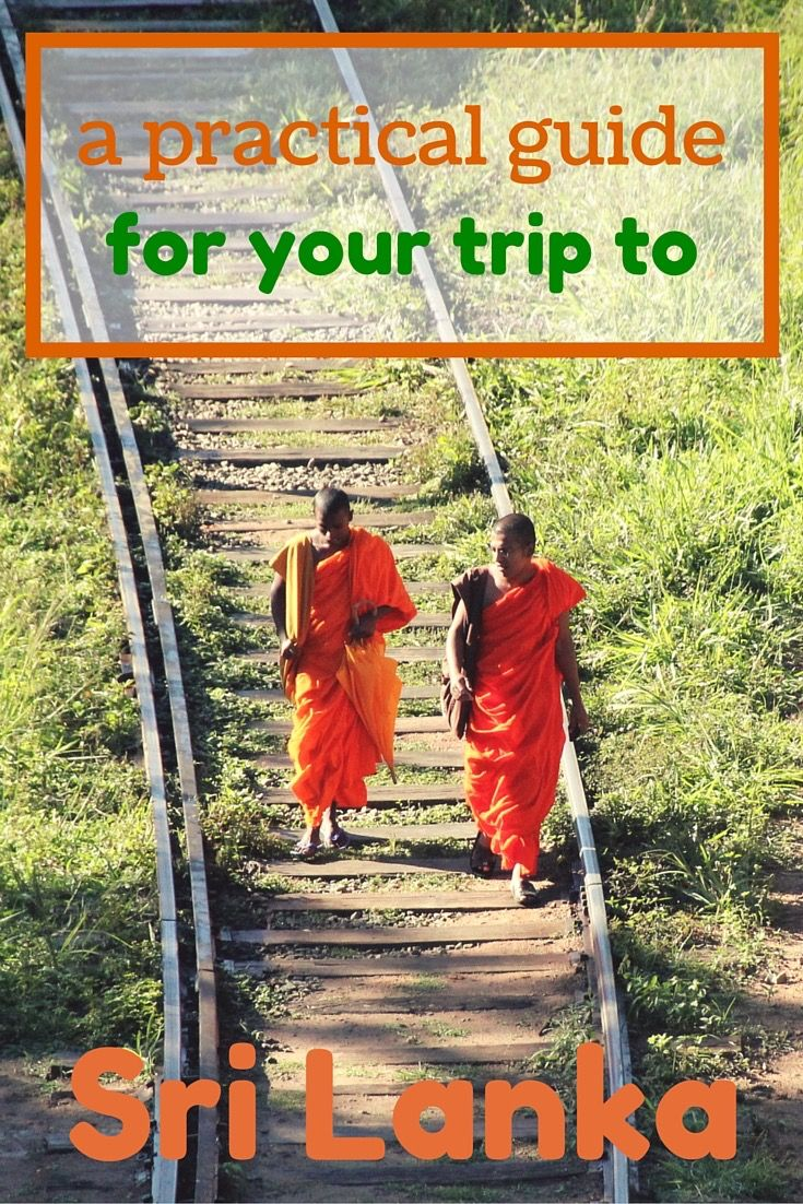 Everything you need to know before going to Sri Lanka. The most practical guide in the web! :) You will find here many tips about visiting Sri Lanka, accommodation in Sri Lanka, how to visit Sri Lanka on a budget, places to see, things to do, and the most important - costs! Repin if you find this post useful! :)