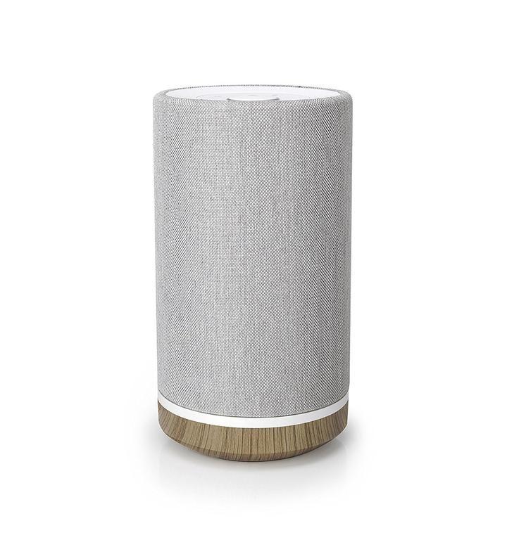 Timpani Wood Speakers Grey Wood Bluetooth
