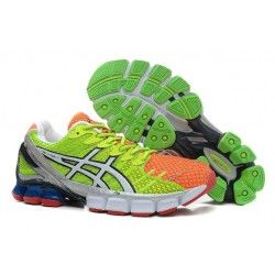 ASICS Gel Kinsei 4 Womens Green/Orange