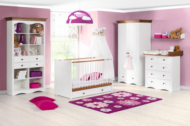 Bo każda księżniczka zasługuje na piękny pokój :) #meble #furniture #kolekcja #collection  #inspiration #inspiracja #szynakameble #princessa