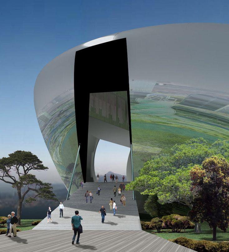 lacoste + stevenson architects: busan opera house