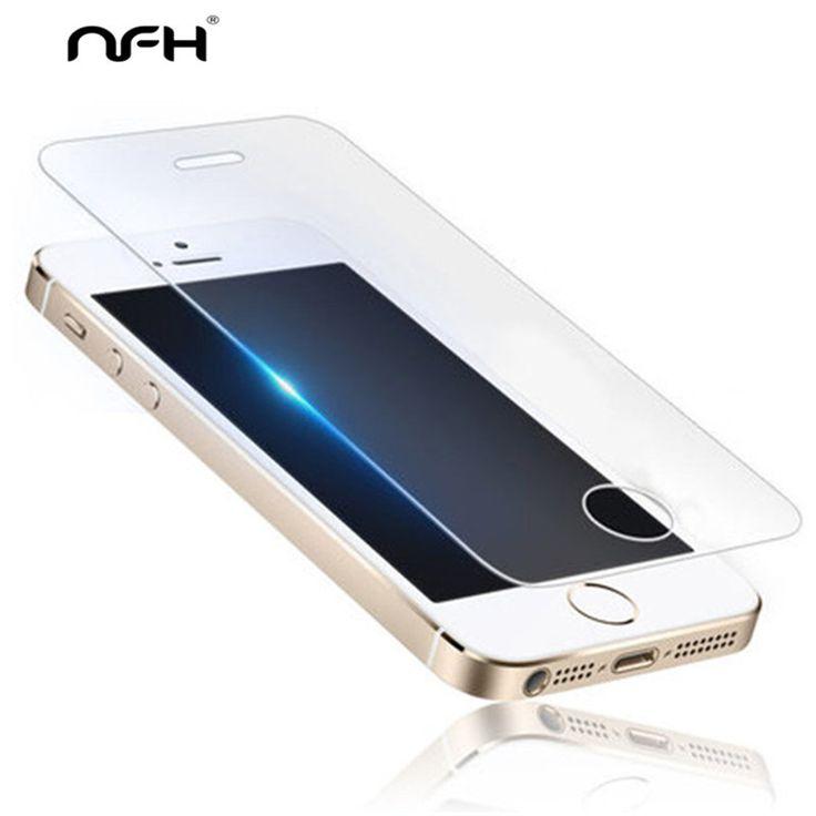Gehärtetem Glas für iphone 5C Displayschutzfolie für auf iphone 5 s SE Glas 2.5D 0,3mm Harten Bildschirm Film für iphone 5 glas
