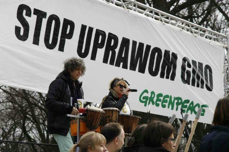 NIE dla GMO - Wygrajmy Zakaz!