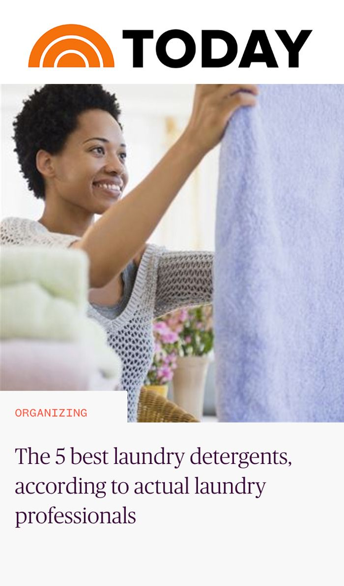 5 Expert Approved Laundry Detergents You Need In Your Life Laundry Detergent Best Laundry Detergent Baby Laundry Detergent