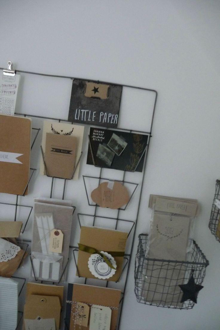 Vintage Displays and organizing ideas