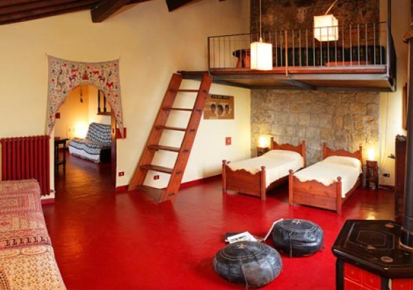 Pensione Vacanza a Gaiole in Chianti - 5 Camera/e da letto 5.0 Bagno/i 12 posti letto