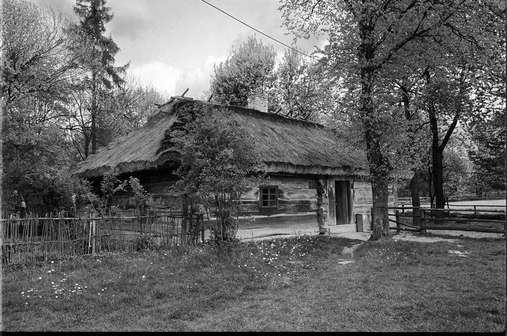 https://flic.kr/p/HshPnm | Old Village House | Muzeum Wsi Lubelskiej, Skansen, Lublin, Poland, May 2016  Full skansen series at urban.photos/gallery/lublin-skansen  Yashica 300 AF, Yashica 28mm F2.8, Fujucolor C200